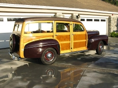 1942 Ford Woody