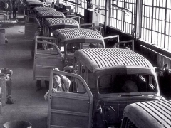 The assembly line